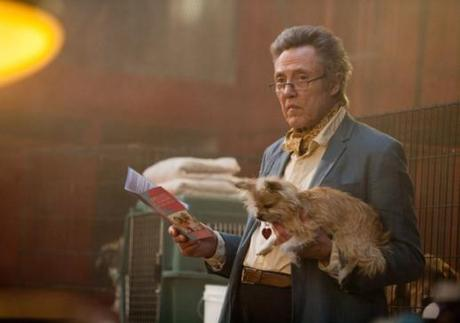 Walken gives the most complex and surprising performance of the movie to me