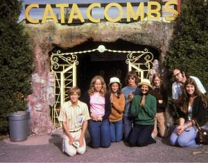 Catacombs, 1974 by Cousin Dave Flickr Commons