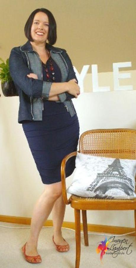 Denim with Style – FABruary Style Challenge