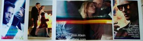 CK's Provocations 5-Page Ad in Vanity Fair