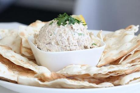 Gulf Coast Smoked Tuna Dip #SundaySupper