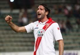 Has Ferdinando Sforzini played his last game for Grosseto? Courtesy of Hellaslive