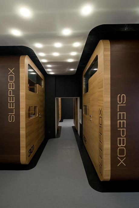 Sleepbox Hotel Tverskaya by Arch Group 5