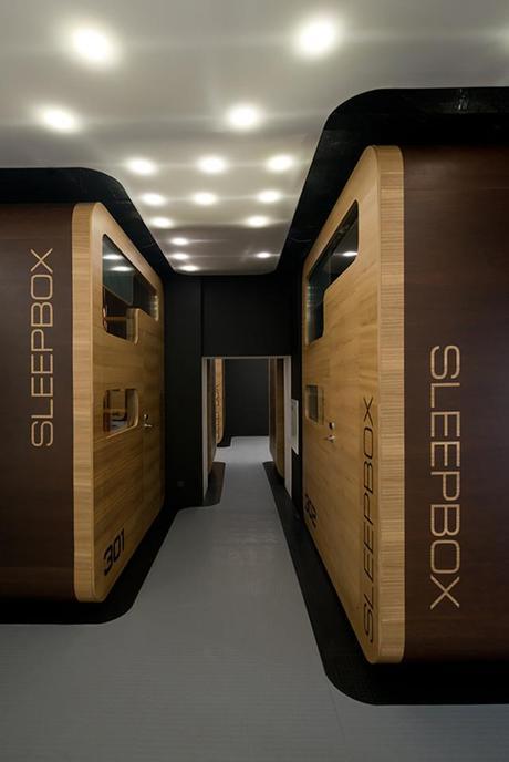 Sleepbox Hotel Tverskaya by Arch Group 5