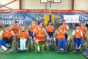Vrbas wheelchair basketball club