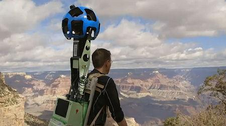 Exploring The Grand Canyon On Google Maps