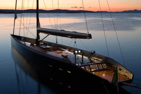 Wally Esense Yacht