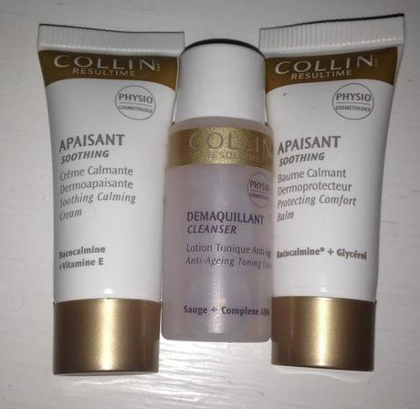 Collins mini facial kit