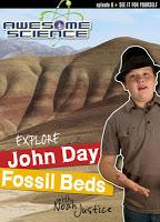 Explore John Day Fossil Beds with Noah Justice DVD Review!