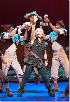 Review: Cathy Rigby is Peter Pan (Broadway in Chicago)