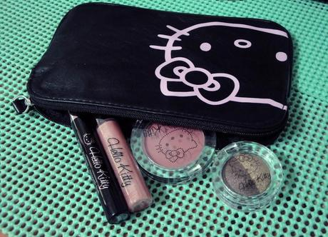 Hello Kitty Limited Set Makeup