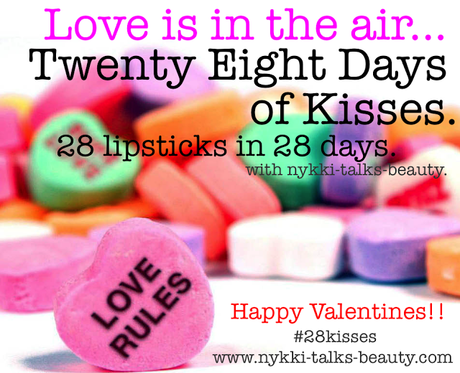 28 days of Kisses: Day 2 and 3