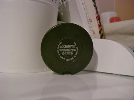 MAC Pro Sculpting Cream - Accentuate