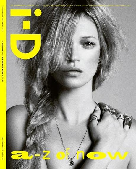 KATE MOSS//ID SPRING COVER