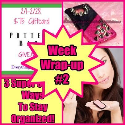 week wrap up2
