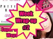 Week Wrap Up#2