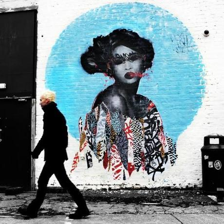 New work from Hush in Newcastle
