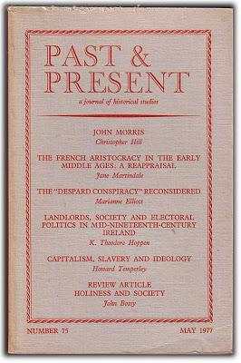 Historians of Past & Present