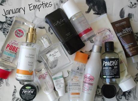Empties | January 2013