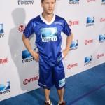 Ryan Kwanten at DIRECTV'S Seventh Annual Celebrity Beach Bowl - Arrivals Jason Meritt Getty