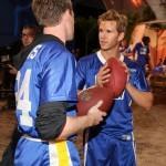 Ryan Kwanten at DIRECTV'S Seventh Annual Celebrity Beach Bowl - Game Christopher Polk Getty