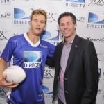 Ryan Kwanten at DIRECTV'S Seventh Annual Celebrity Beach Bowl - Gift Lounge Stephen Lovekin Getty 2