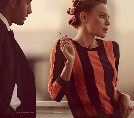 Kate Bosworth by Guy Aroch for VS. MAGAZINE S:S 20132