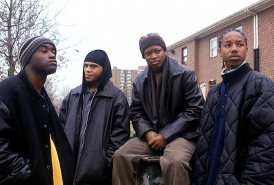 Ten Favorite Movies Seen In January, The Wire & American Horror Story