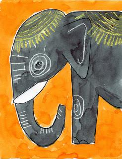 Watercolor for Elephants Tutorial