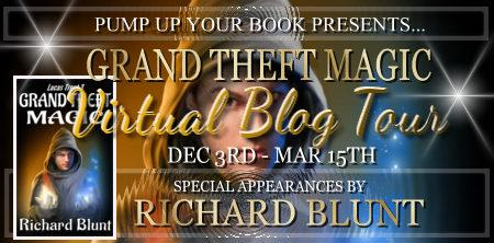 Watch Now: Lucas Trent 3: Grand Theft Magic by Richard Blunt
