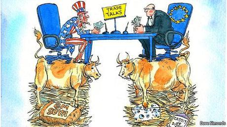 Charlemagne: Transatlantic trading