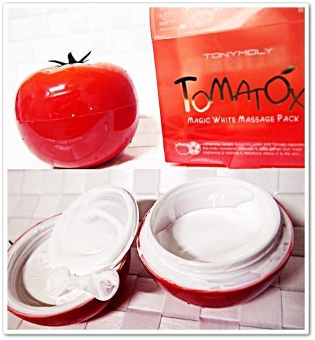 Tonymoly tomatox review