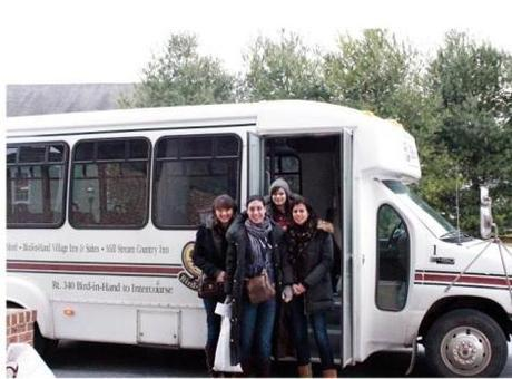Bird-in-Hand to Intercourse Bus Tour