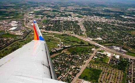 Seeing The World Through An Airplane Window