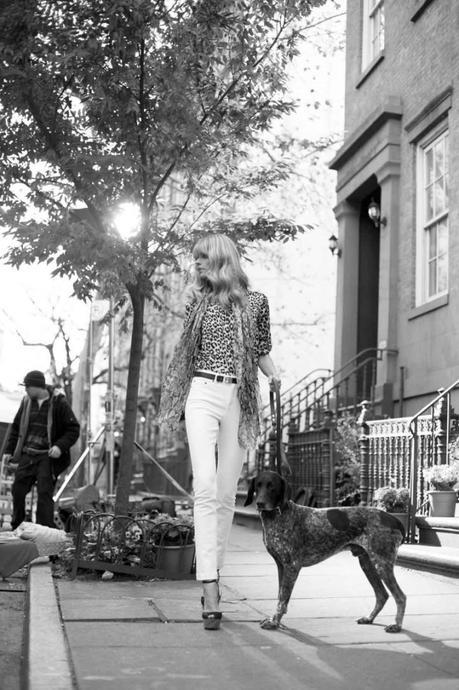 Julia Stegner, Elise Crombez and Noemie Lenoir for Jones New York Spring 2013 Campaign by Mark Seliger6