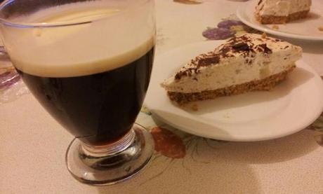 Amaretto and Pear Cheesecake Recipe