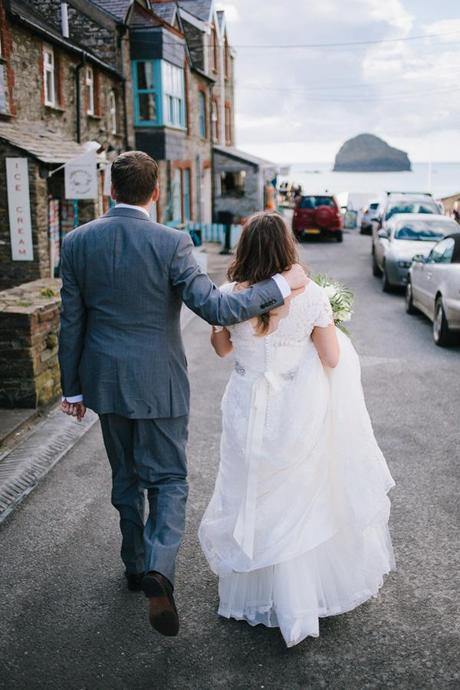 UK wedding in Cornwall by Travers & Brown photography (26)