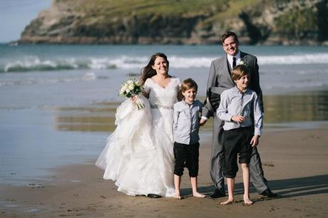 UK wedding in Cornwall by Travers & Brown photography (29)
