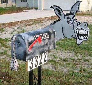 10 Of The Strangest Mailboxes Youll Ever See