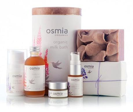 Artisan Beauty Spotlight: Osmia Organics
