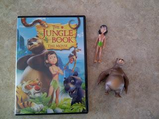 The Jungle Book: The Movie from Kaboom! Entertainment