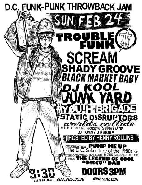 (:30 Club DC Funk-Punk Throwback