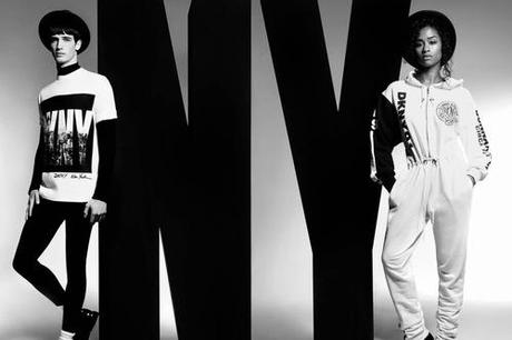 DKNY x Opening Ceremony Spring/Summer 2013 Collection Check out...