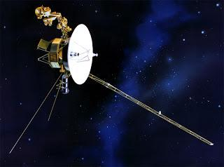 The Long Journey of Voyager 1