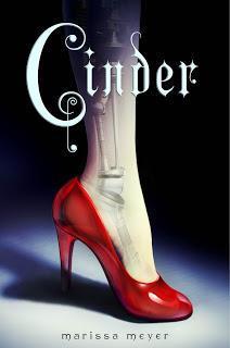 YA Book Review: 'Cinder' by Marissa Meyer