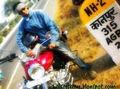 Peachy Weekend Bike Ride Agra