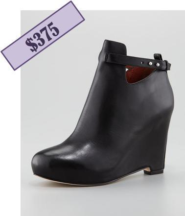 Frugal Fashion Friday - Moment of Lust E & J Bootie