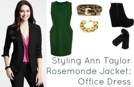 Ask Allie: Styling a Suit into Separates