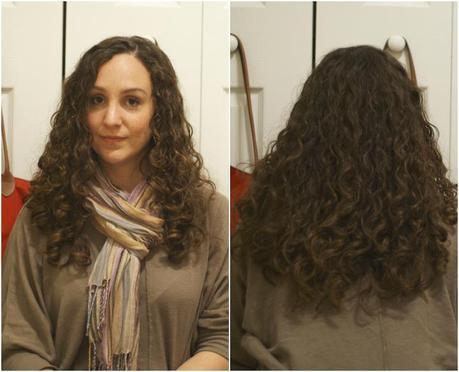 Curly Girl: Week 1
