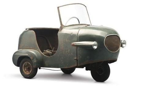 1953 Manocar Prototype